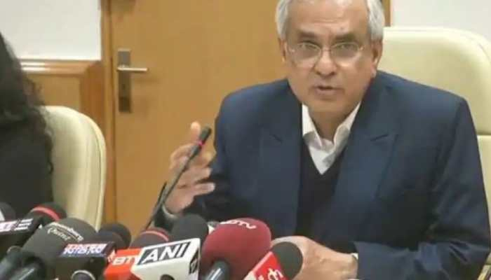 Economic recovery to start from June, GDP growth projection to be revised to 10-10.5%, says NITI Aayog VC