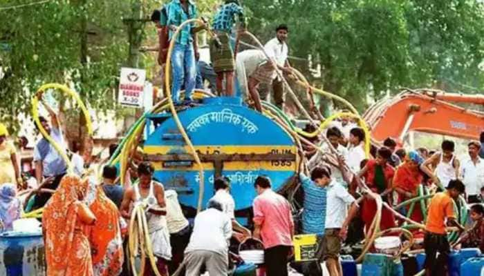 Delhi to face water shortage in several areas on June 6