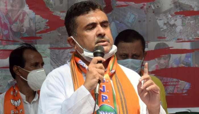 BJP leader Suvendu Adhikari and his brother booked for allegedly stealing relief material