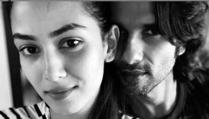 Shahid Kapoor's cute little gesture for wifey Mira Rajput melts her heart