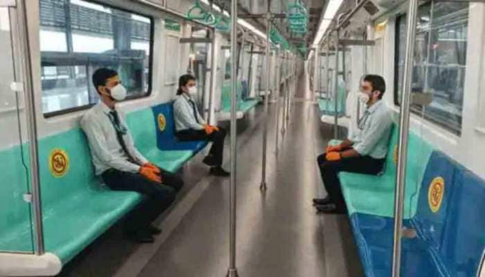 Noida metro to resume service from June 9 after COVID lockdown hiatus