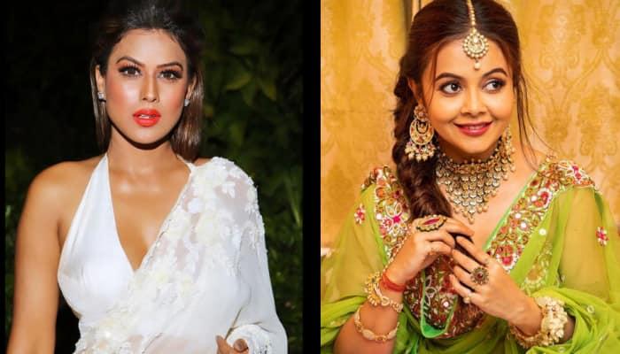 Devoleena Bhattacharjee hits back at Nia Sharma for trolling her comment on Pearl V Puri rape case