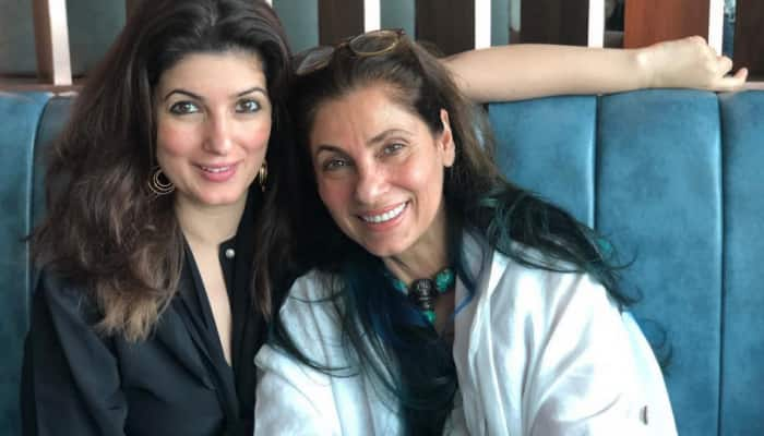 Happy Birthday Dimple Kapadia: Veteran star is a cool mom, posts by daughter Twinkle Khanna are solid proof!