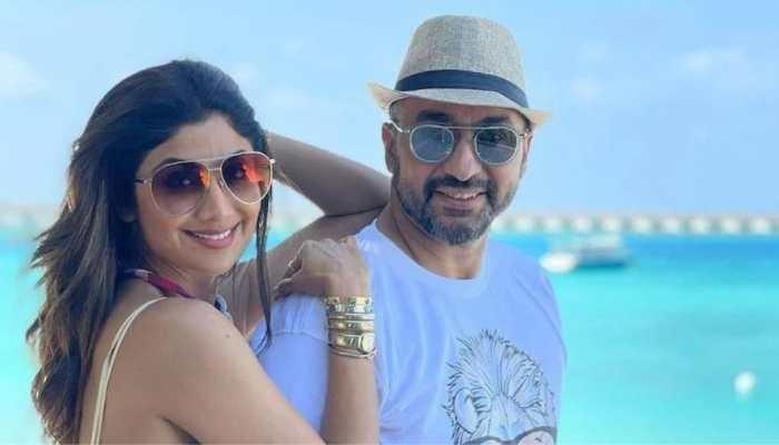 Raj Kundra wishes 'dream wife' Shilpa Shetty on her birthday, dedicates 'Tum Hi Ho' song to her! Watch video