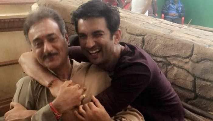 Never seen Sushant and Sara Ali Khan with heavy eyes, reveals 'Kedarnath' co-star