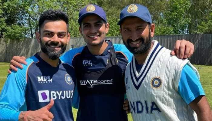 WTC Final: India skipper Virat Kohli resumes training in Southampton, shares pic with Cheteshwar Pujara and Shubman Gill – check out