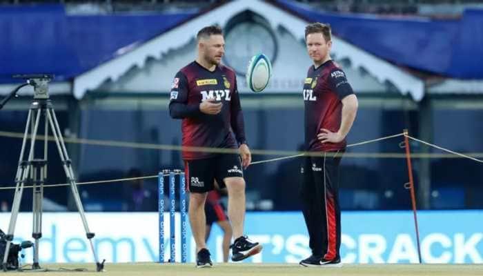 IPL 2021: Kolkata Knight Riders may come down hard on skipper Eoin Morgan, coach Brendon McCullum for tweets mocking Indians