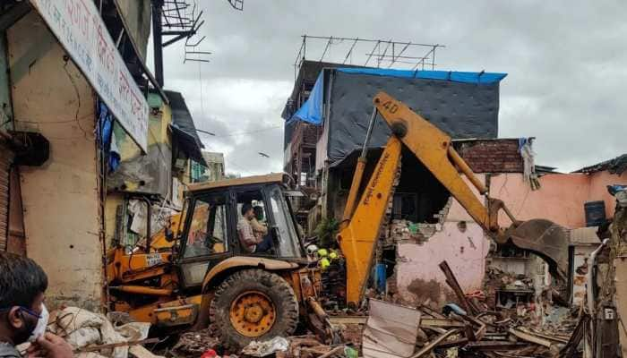 8 children die in Mumbai structure collapse, police to register case against building owner