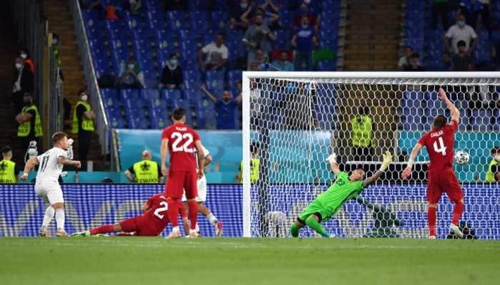 UEFA EURO 2020: Italy thrash Turkey 3-0 in tournament opener - WATCH