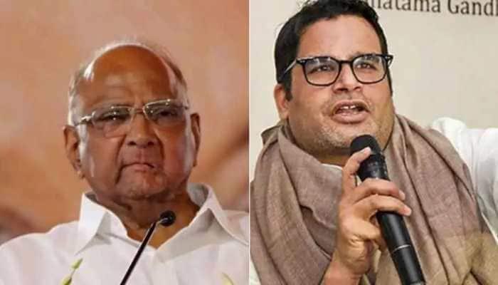 Wider alliance of anti-BJP parties necessary: NCP leader after Sharad Pawar-Prashant Kishor meet