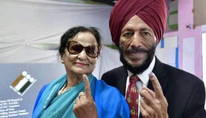 Milkha Singh's wife, Nirmal Kaur dies fighting COVID-19