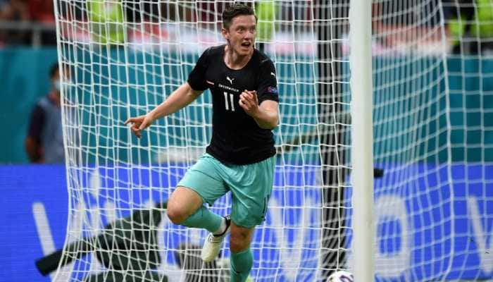 Euro 2020: Michael Gregoritsch, Marko Arnautovic strike late to end Austria's 31-year wait against North Macedonia