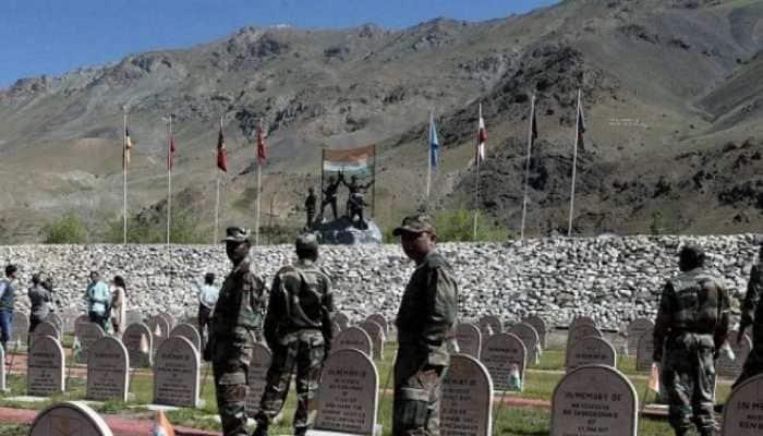 Galwan anniversary remembrance week at Leh memorial