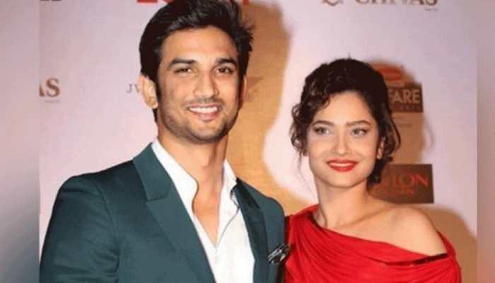 "Ankita Lokhande reminisces good old days with Sushant Singh Rajput, says ""Phir milenge chalte chalte"""