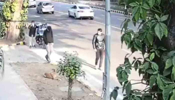 NIA releases video of 2 suspects in Delhi's Israel embassy blast, announces Rs 10 lakh reward