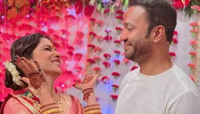 Ankita Lokhande professes love for beau Vicky Jain, calls him 'best boyfriend in the world'