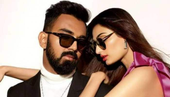 KL Rahul's hot photoshoot with rumoured girlfriend Athiya Shetty sets internet on fire – see pics