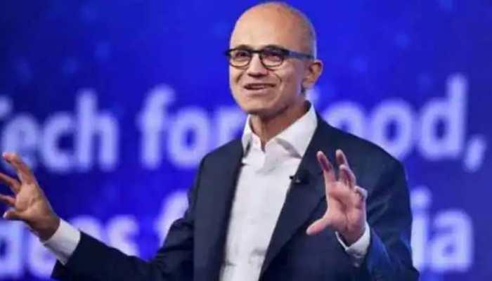 Microsoft CEO Satya Nadella is now its chairman