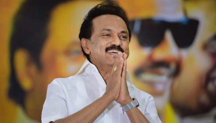 Tamil Nadu CM MK Stalin arrives in Delhi to meet PM Narendra Modi; COVID vaccine, abolition of NEET top agenda