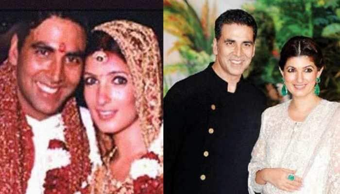 Inside Akshay Kumar-Twinkle Khanna's wedding album, check their unseen viral photos!