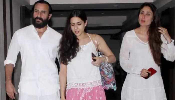 Sara Ali Khan can't stop gushing over Kareena Kapoor-Saif Ali Khan's newborn, calls him 'a ball of cuteness'!