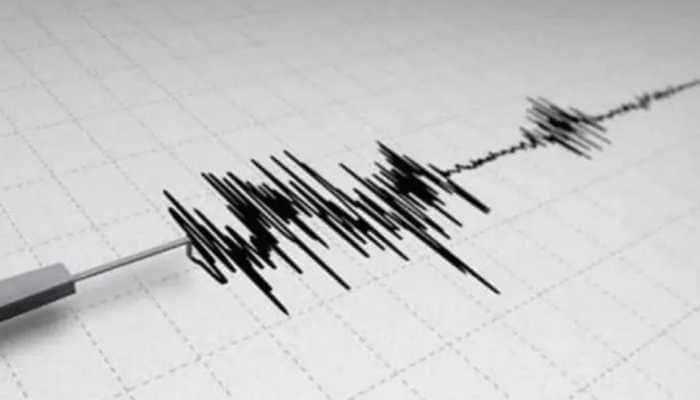 Low-intensity earthquakes jolt Assam, Manipur and Meghalaya