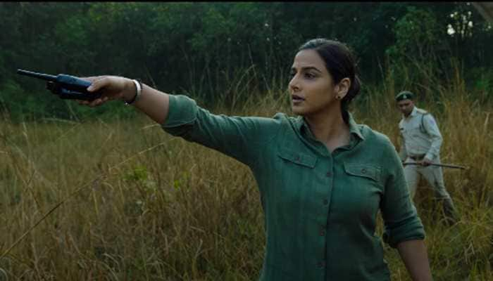 Sherni movie review: Vidya Balan's roaring performance will lift your spirits! | Movies News | Zee News