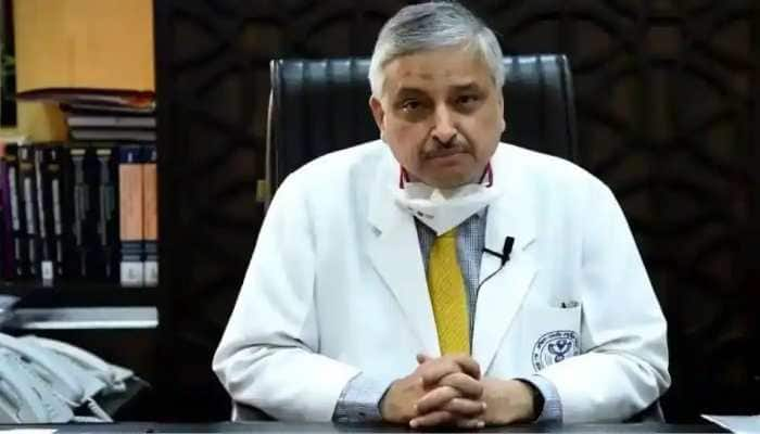 WHO-AIIMS seroprevalence survey outcome 'positive'; larger nationwide sample size needed for comprehensive results: Dr Guleria