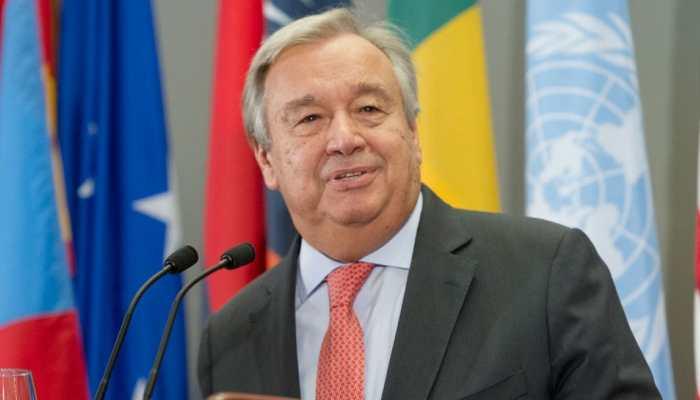Antonio Guterres re-elected as UN Secretary General for second five-year term