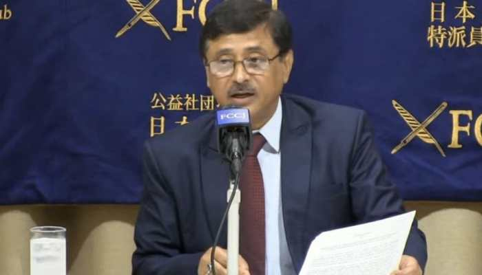 'Indo Pacific is the new currency,' says Indian envoy to Japan Sanjay Verma, backs Tokyo Olympics