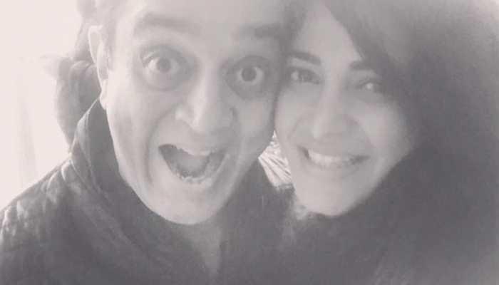 Shruti Haasan wishes daddy dearest Kamal Haasan on Father's Day, shares a goofy pic
