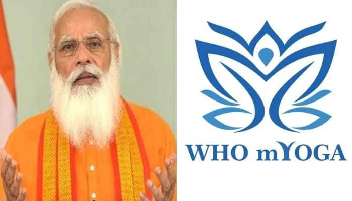 International Yoga Day: PM Narendra Modi announces mYoga App to promote 'One World, One Health'