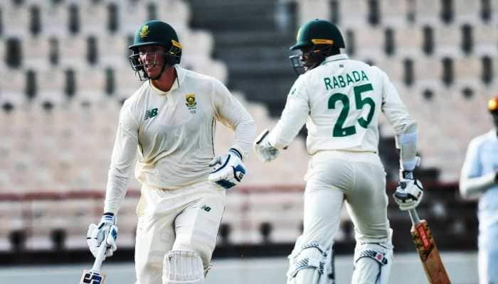 West Indies vs South Africa 2nd Test: Rassie van der Dussen fifty sets Windies 324-run target