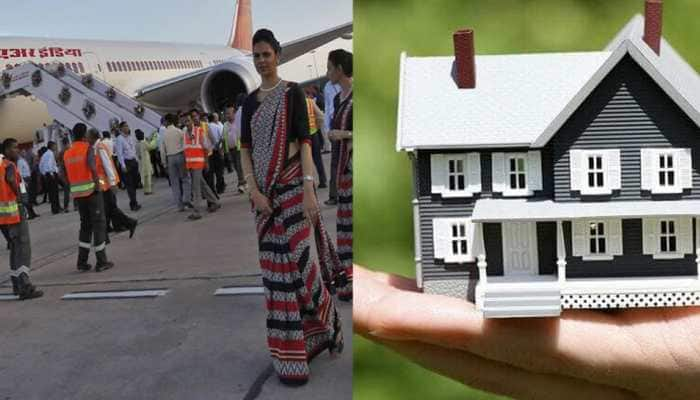 Air India aims to raise upto Rs 300 crore with mega property e-auction in 10 cities --Check date and other details here