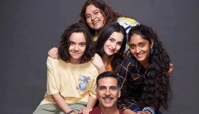 Shikara actress Sadia Khateeb roped in for Akshay Kumar's 'Raksha Bandhan'
