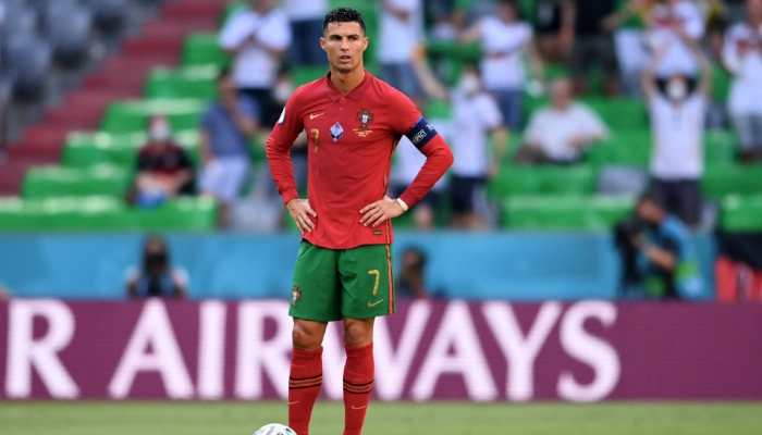 Portugal's Cristiano Ronaldo will be seen in action against France in their UEFA Euro 2020 clash on Wednesday (June 23). (Source: Twitter)