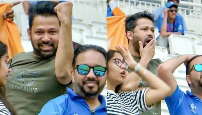WTC Final: Ajinkya Rahane dismissal sends Indian fan from 'ecstasy to agony', see hilarious pics
