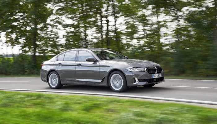 2021 BMW 5 Series facelift launched in India –Check inside pics, price, specs and more