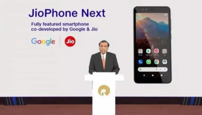 Reliance launches JioPhone Next for a '2G-mukt' India, check price and features
