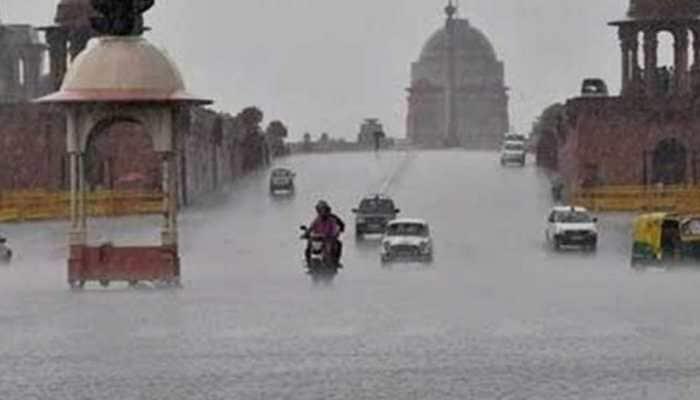 IMD weather update: Scattered rainfall expected in parts of Delhi, Uttar Pradesh, Bihar