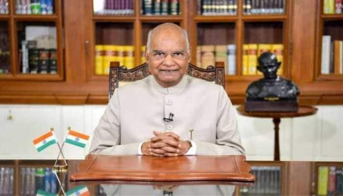 President Ram Nath Kovind to reach Lucknow today | India News | Zee News