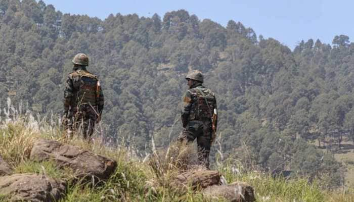 Indian Army spots hovering drone in Jammu's Sunjwan military station