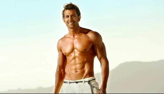 Trending: Hrithik Roshan teases shirtless pic, ex-wife Sussanne Khan says 'you look 21'!