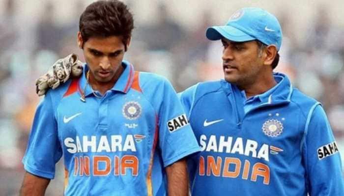 India vs Sri Lanka: Bhuvneshwar Kumar shares emotional message for MS Dhoni – WATCH