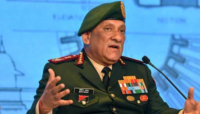 India-China status quo in eastern Ladakh will be achieved in a gradual manner: CDS Bipin Rawat