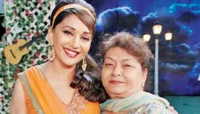 On Saroj Khan's first death anniversary, relive the past with her mind-blowing songs with Madhuri Dixit - Watch