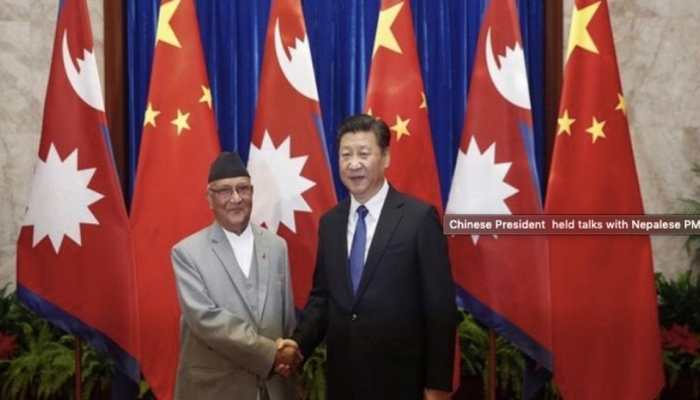 Chinese President Xi Jinping to hold talks with Nepali PM KP Oli, other world leaders