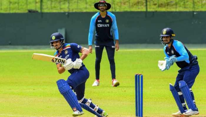India vs SL 2021: Manish Pandey stakes claim with 63 in first intra-squad game