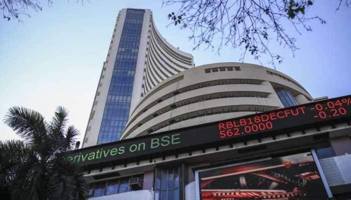 Sensex, Nifty edge higher as airline stocks rise sharply