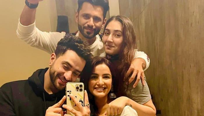 Aly Goni reacts to Rahul Vaidya Disha Parmar's upcoming wedding, Jasmin Bhasin is 'super excited'
